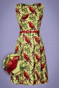 Lady V Parrot Dress 102 49 21806 20170424 0014W1