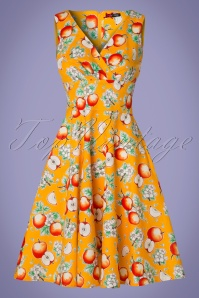Bunny Sommerset Orange Apple Swing Dress 102 28 21065 20170406 0001w