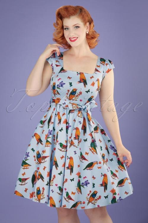 Lady V Lovebird Dress 102 39 21799 20170424 0016W