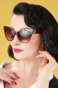 So Retro Great Cat Sunglasses Tortoise 260 79 22091 20170505 0003modelW