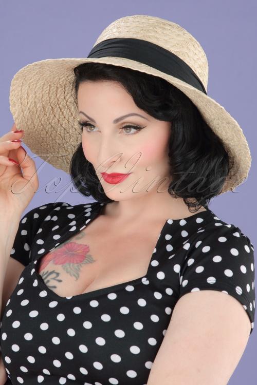 Celestine Pura Straw hat 202 52 21957 05082017 model02W
