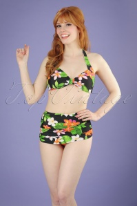 Esther Williams Classic Floral Bikini Top 16937 20151106 0011w