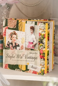 Style Me Vintage HAIR Easy Step-By-Step Techniques For Creating Classic Hairstyles