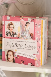 LOOK BOOK Step-by-Step Retro