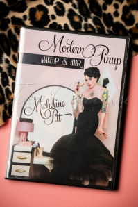 DVD Modern Pinup MakeUp & Hair