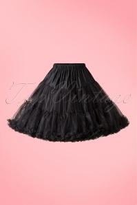 Bunny Petticoat Short Black 124 10 15735 20150504 003W
