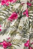 Collectif Clothing Kala Tropical Hibiscus Sarong Skirt 20659 20161130 0004