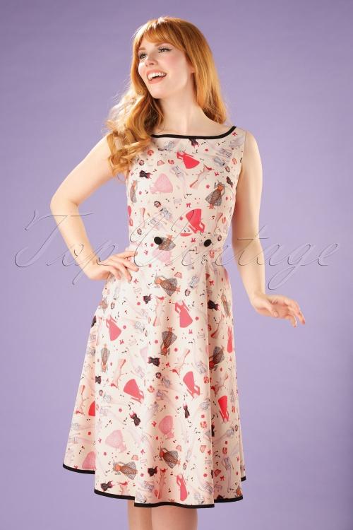 Vixen Jacqueline Paper Dolls Dress 102 57 20452 20170308 0008W