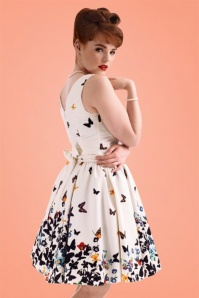 Lady V Tea Dress in Butterfly Print 102 59 21793 20170620 01
