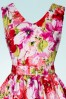 Dolly and Dotty Petal Floral Swing Dress 102 59 22323 20170627 0015c