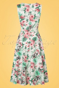 Vintage Chic 50s Julia Tropical Swing Dress 102 59 22075 20170627 0007w