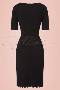Sugarhill Boutique Albury Black Dress 100 10 22414 20170627 0009w