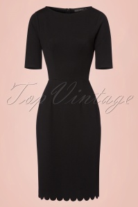 Sugarhill Boutique Albury Black Dress 100 10 22414 20170627 0003w