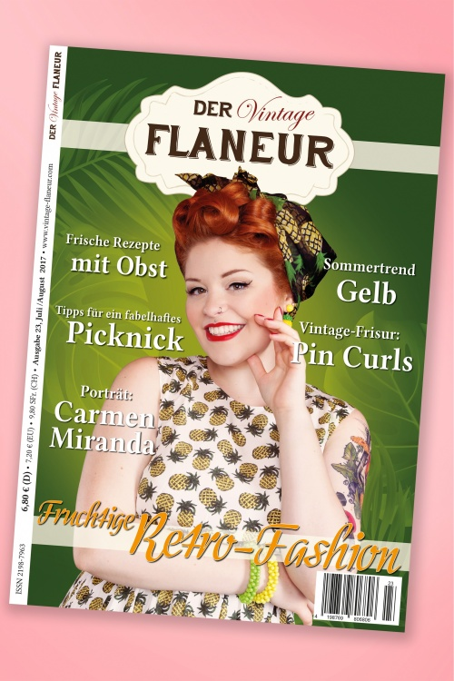 vintage flaneur 2017 August