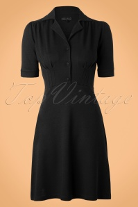 King Louie Diner Dress Black 106 40 12474 20140607 0005W