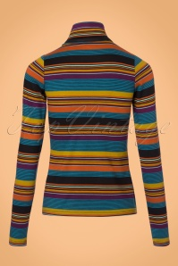 King Louie Bets Turtleneck Striped Top 113 39 21332 20170711 0008W