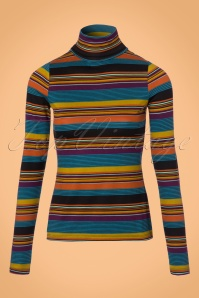 King Louie Bets Turtleneck Striped Top 113 39 21332 20170711 0004W