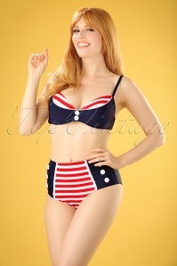 Bellissima Blue Red Sailor Bikini 21180 22118 20170522 00038w