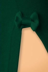 Banned Addicted Boatneck Bow Top in Green 113 40 22284 20151202 0005a