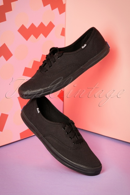 431f1aeccf5 Keds Champion Core Black Sneakers 400 10 22515 07182017 034aW
