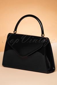 La Parisienne Flap Bag in Black 200 10 22509 06202017 016W