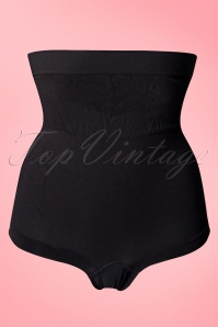 Trinny and Susannah shapewear black 10048 02W