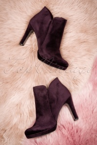 Tamaris Merlot Velvet boots 441 60 21532 07202017 042W