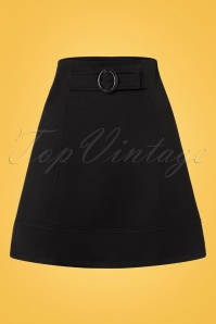 Dancing Days by Banned A line Skirt in Black 123 10 20926 20170531 0006w