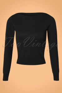 King Louie Black Boatneck Top 113 20 19084 20160729 0005W corrected