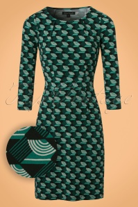 King Louie 60s Green Dress 100 14 21287 20170727 0004W1