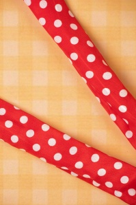 Collectif Red polka hairband 208 27 11840 07242017 004a