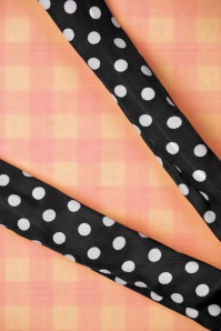 Collectif black polka hairband 208 14 11914 07242017 004