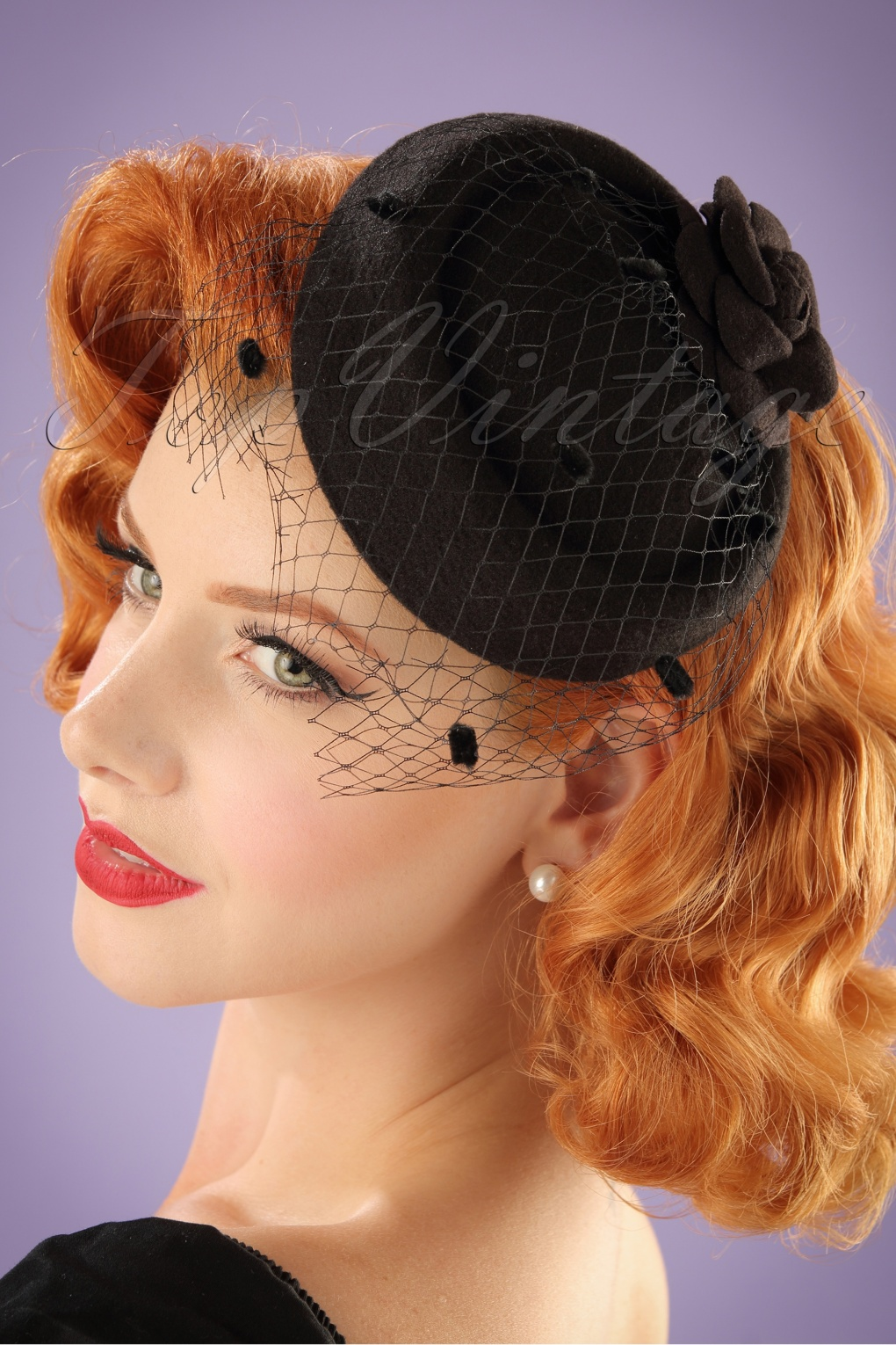 Vintage Inspired 1940s Style Hats For Ladies