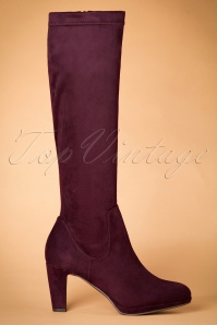 Tamaris Merlot High Boots 440 60 21537 09052016 018W