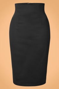 Dolly Do Falda Pencil Skirt Black 120 20 17428 20151120 0004W