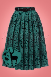 Bunny Sherwood Forest Skirt 122 49 22610 20170809 0010W1