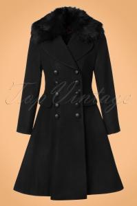 Bunny Milan Faux Fur Coat 152 20 22629 20170809 0004W