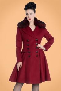 Bunny Milan Faux Fur Coat 152 20 22629 20170809 001