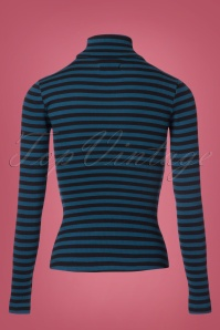 King Louie Turtleneck Striped Shirt 113 39 21311 20170811 0005W