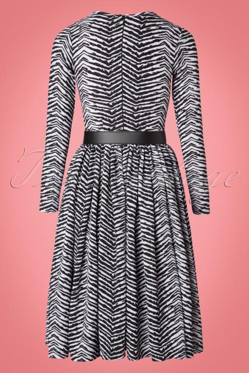 Vixen by Micheline Pitt Frisky Fetish Collection Zebra Print Dress 102 59  21942 20170817 0006W c1bd7b04e