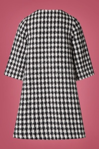 Traffic People Houndstooth Winter Coat 152 14 21571 20170818 0007W
