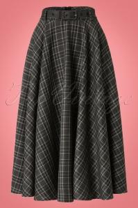 Vixen Bridget Tarten Flare Skirt 22021 20170516 0001W
