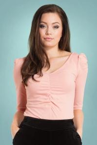 Vixen Von Teese Shirt in Pink 113 22 22034 20170821 0008