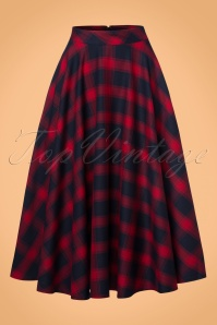 Vixen Mary Red Full Skirt 122 27 22023 20170822 0022W