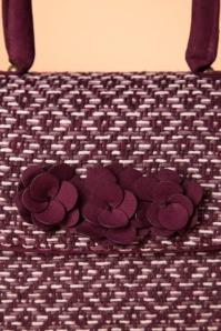 Ruby Shoo Bari Burgundy Handbag 212 27 21432 20170817 0009