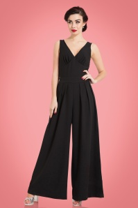 Vixen Farah Flared Black Jumpsuit 133 10 22064 20170822 0014
