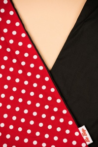 Be Bop A Hairband Polka Red Black Hairband 208 27 22154 23082017 007