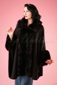 Vixen Agatha Faux Fur Cape 22060 20170828 0010W