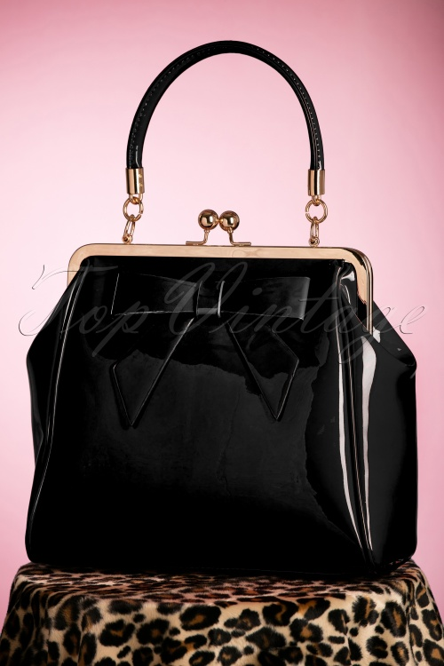 Dancing Days by Banned American Vintage Black Bag 212 10 22245 30082017 023W