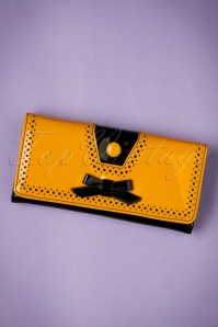 Dancing Days by Banned Rosmarys Mustard Wallet 220 80 22254 31082017 003W